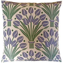 cushion_-_tulips_green_mauve